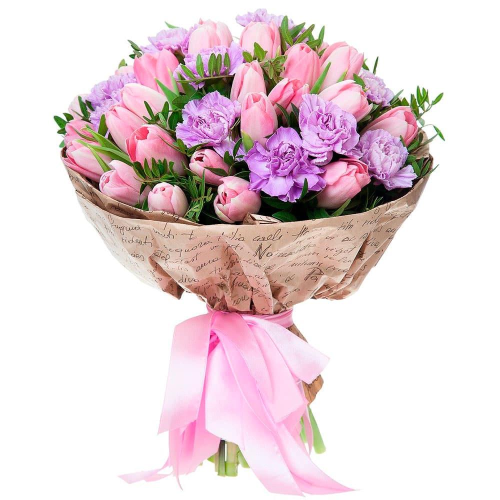 этих букеты из роз и тюльпанов картинки фото порода